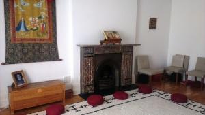 Medtation Room at Meditatio House